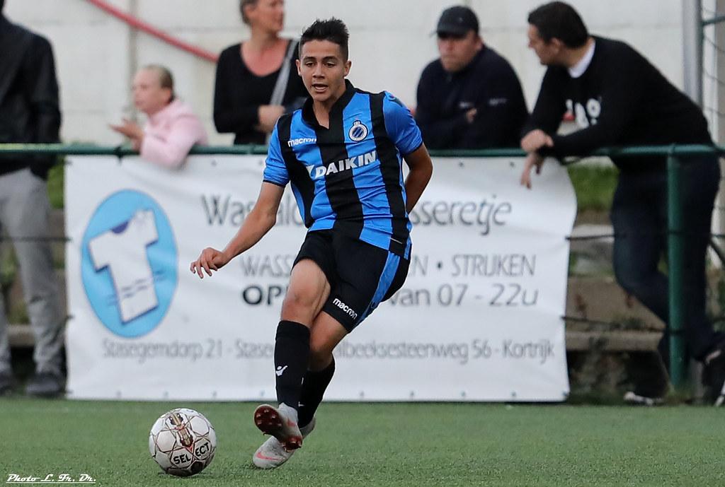 Beloften KV Kortrijk Club Brugge Beloften Club Brugge Flickr