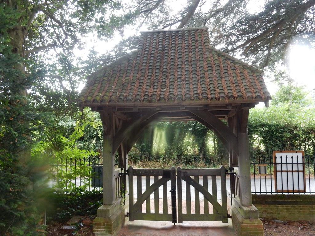 Gate Wanborough to Godalming Watts Chapel