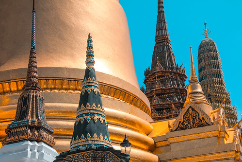 Stupas | by TheViewDeck
