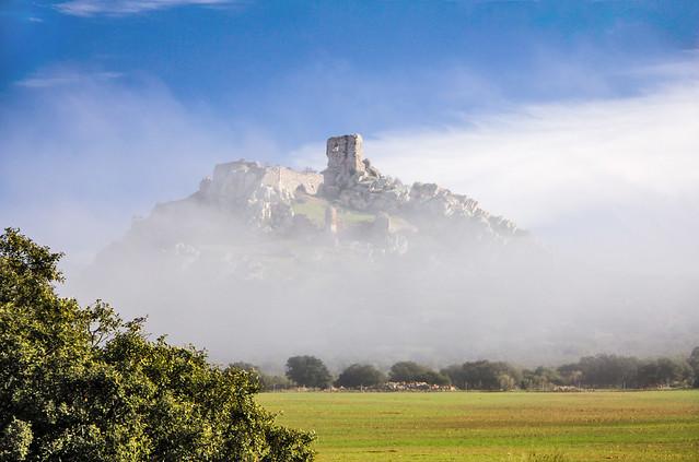 Castillo de Salvatierra en Campo de Calatrava Aldea del Rey 03