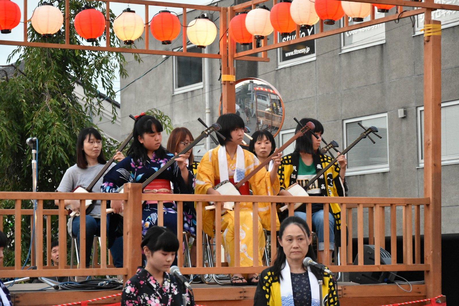Takayama - Bon odori