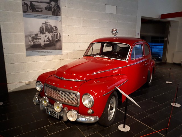 Volvo PV544 sport. 1959mod.