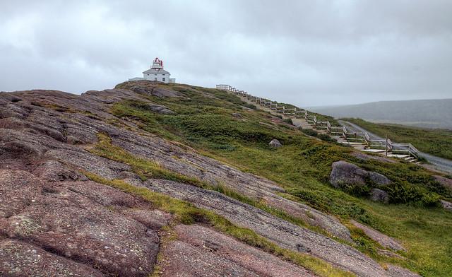 1835 Lighthouse, Cape Spear
