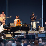 Fri, 17/08/2018 - 11:25pm - Ben Folds Live at Forest Hills Stadium, 8.17.18 Photographer: Gus Philippas