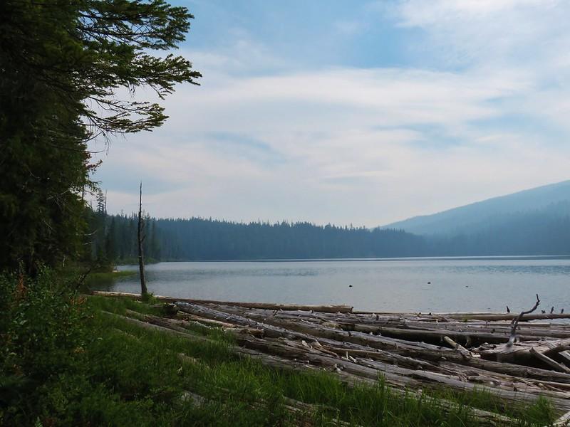 Lower Eddeeleo Lake