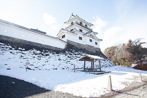 miyagi 白石蔵王 日本 白石城
