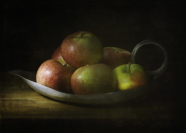 Still Life: Apples#9