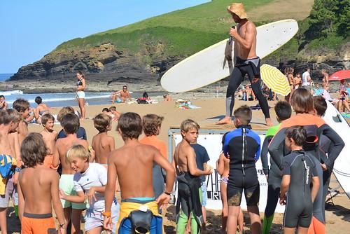 Karraspio hondartzako VII. Surf Eguna 2018