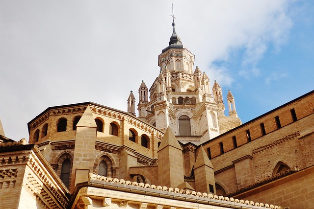 Cimborrio Catedral de Tarazona. S.XII