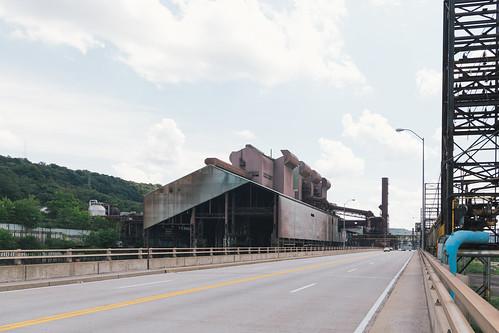 weirton westvirginia unitedstates us steelmill weirtonsteel vsco rustbelt