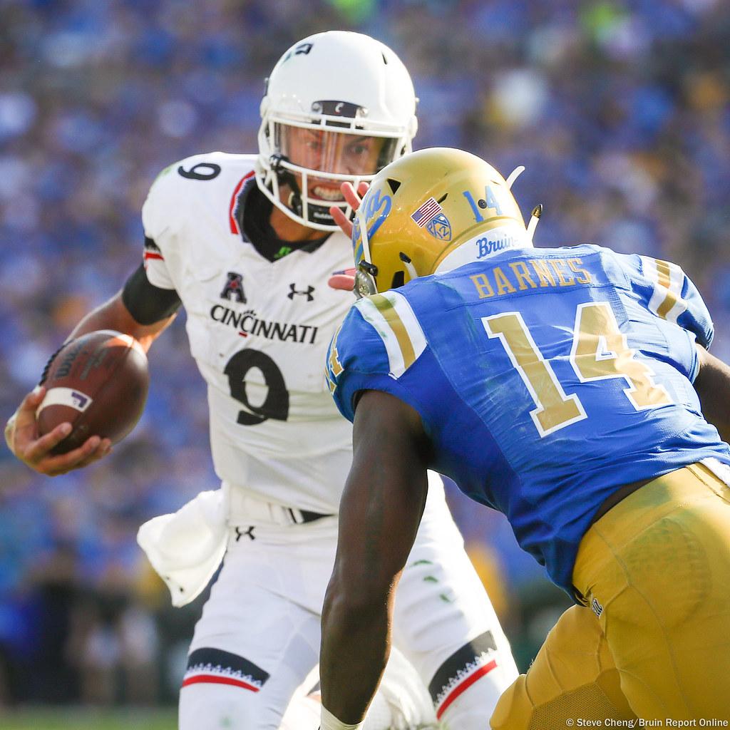 buy online c16f5 dc8c8 NCAA Football: Cincinnati Bearcats at UCLA Bruins, Sept 1 ...