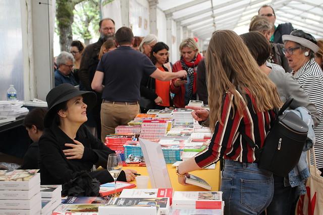 Amélie Nothomb - Le Livre sur la Place de Nancy 2018
