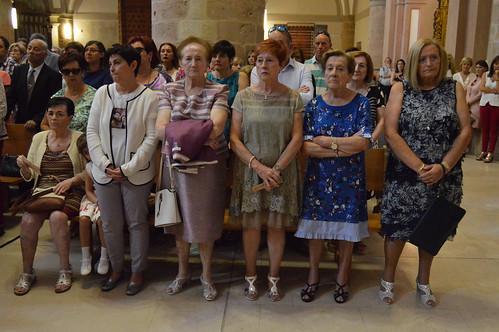 Virgen de Vico 2018. Procesión