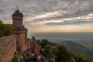 Château du Haut Koenigsbourg | by David Hédin