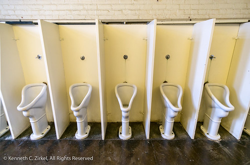 Barton Hall urinals, Cornell University