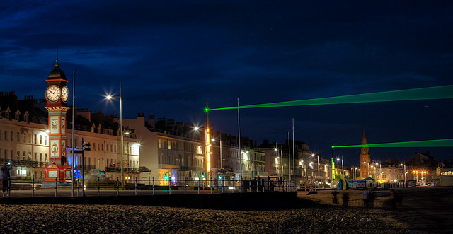 Dorset's Laser Defence System