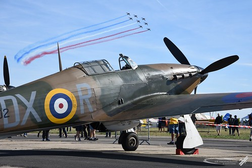 Hawker Hurricane | by simonschibliphotography