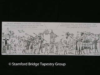 Panel 4 design | by Stamford Bridge Tapestry Project