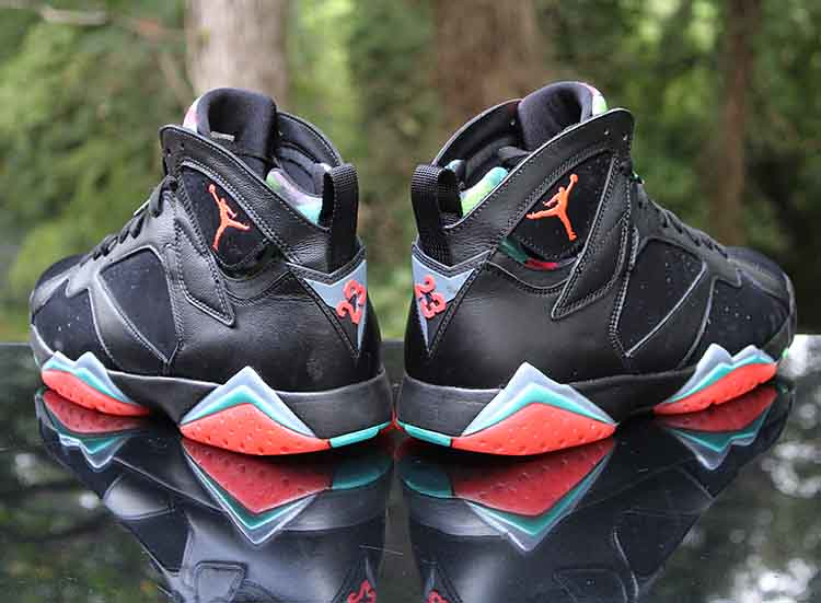 "a2b5bc60274a42 ... Nike Air Jordan 7 VII Retro 30th ""Barcelona Nights"" 705350-007 Men s  Size"