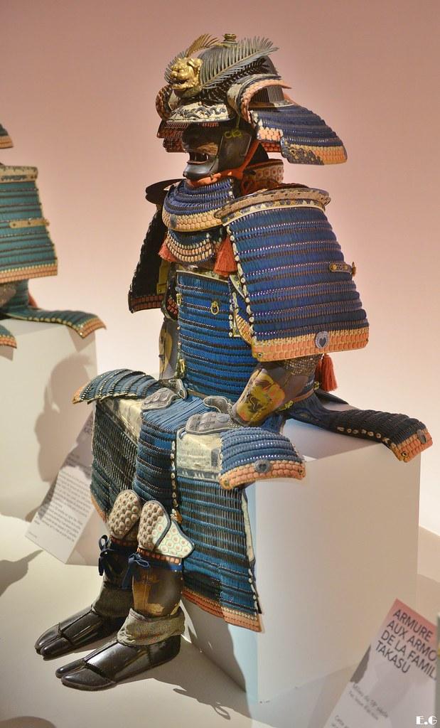Armures de Daimyō , Seigneurs de guerre au Japon 加藤明英   Flickr