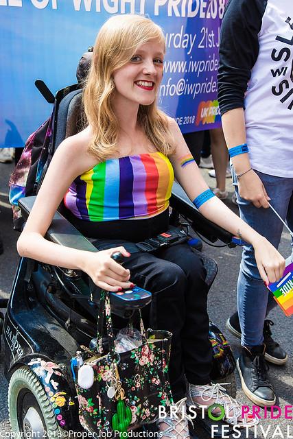 Bristol Pride Parade 2018