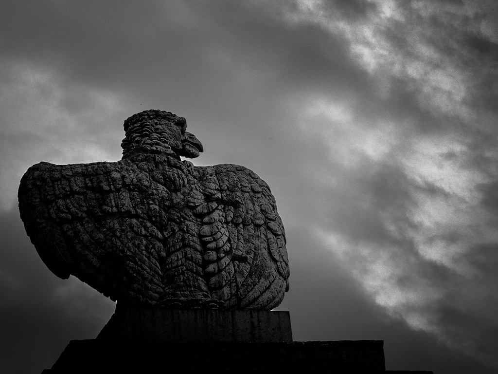 Dark Eagle Rome Nikodemus Siivola Flickr