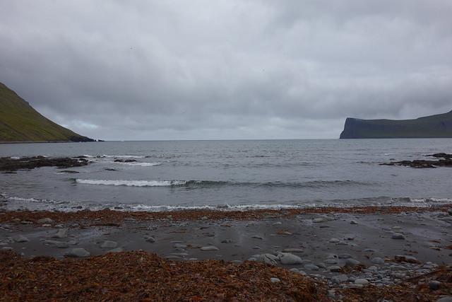 Rekavík, my cosy swimspot for the trip.