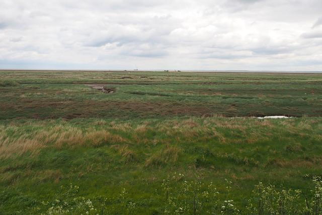 The Wash near Fosdyke