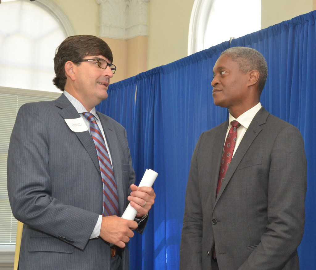 Dr  Raphael Bostic - President of the Federal Reserve Bank
