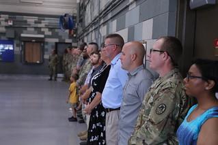 North Carolina National Guard Renames Winston Salem Readiness Center for.Fallen Soldier