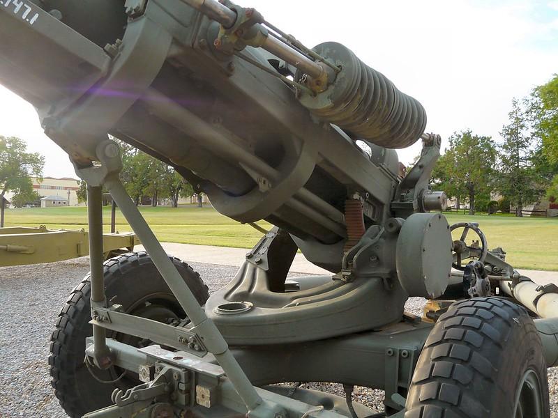 M119 105mm Howitzer 6