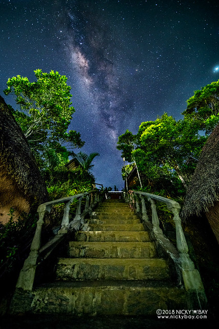 Galactic Staircase - DSC_2212