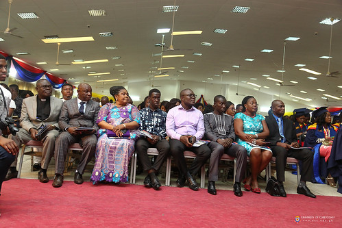A cross section of parents at the congregation