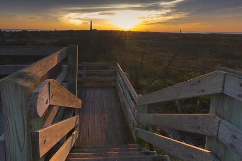 fireisland lighthouse longisland newyork robertmosespark seashore sunrise