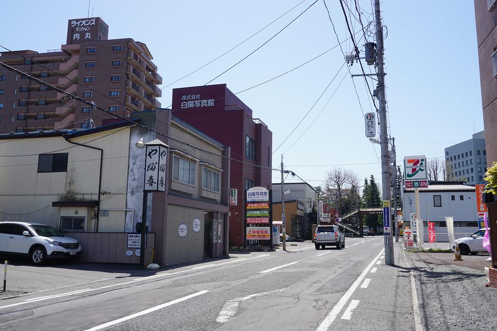本八戸駅前通り#2
