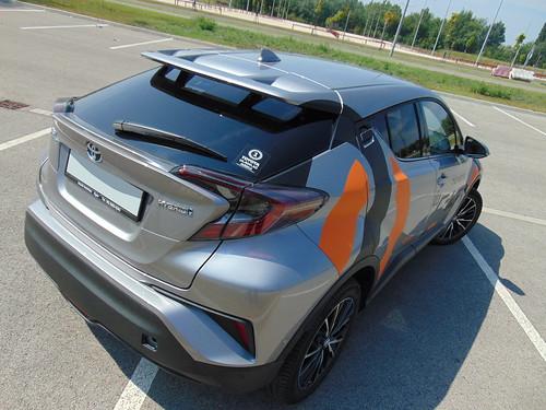 2018 Toyota CH-R HSD - test - 08 | by Az online magazin