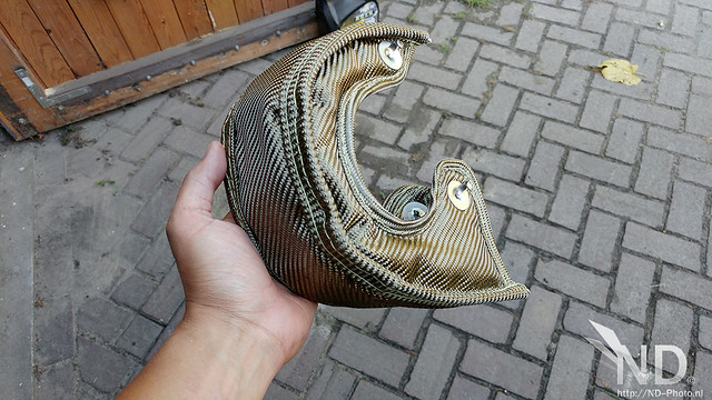 Volvo S80 2.4T Turbo Blanket
