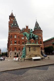 Helsingborg city hall, Sweden