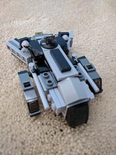 MicroShips Rogue0 - Cruiser Mode | by Alexial1