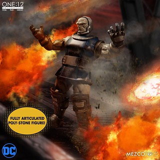 Mezco ONE:12 Collective - Darkseid | by manumasfotografo