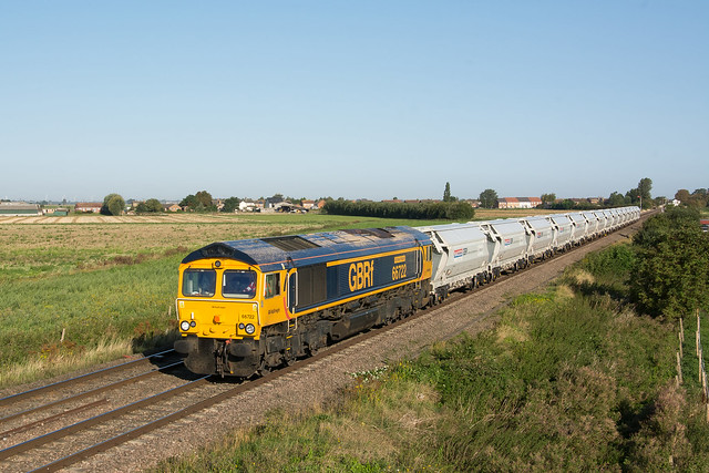 66722 Manea 31/08/18 - 6L98 0450 Doncaster Robert Rds Shed to Middleton Towers