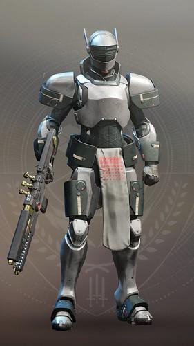 Destiny 2: Forsaken – PlayStation-Exclusive Titan Armor | by PlayStation.Blog