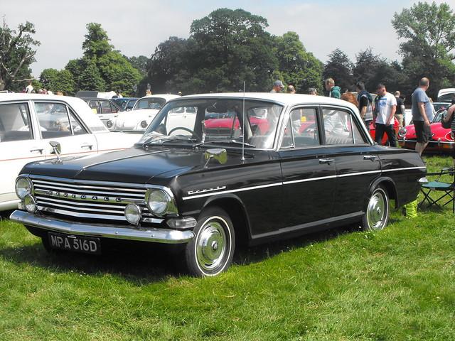 Vauxhall Cresta PB - MPA 516D