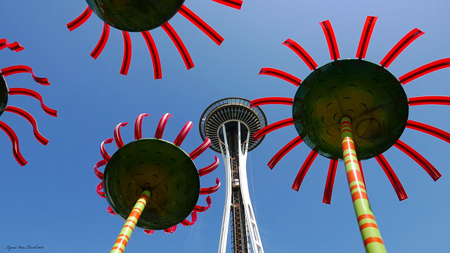 Seattle Space Needle and....