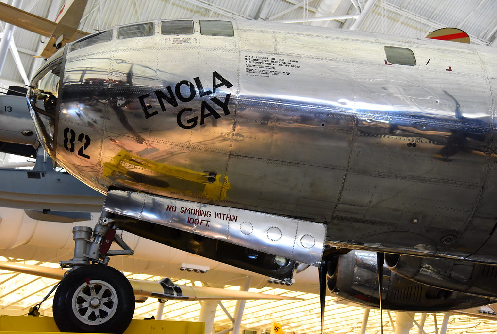 Why Enola Gay Pilot Did Not Regret Dropping The First