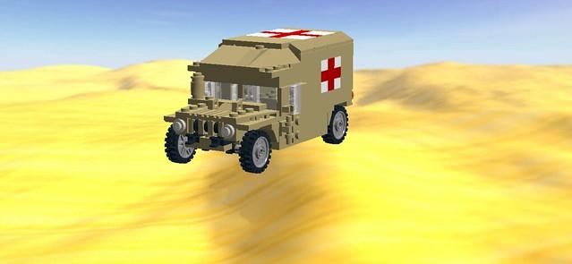 Maxi-Ambulance