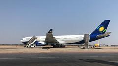Rwandair A330-343 9XR-WP at LUN