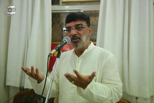 Vivek Mauji from Preet Vihar, expresses his views