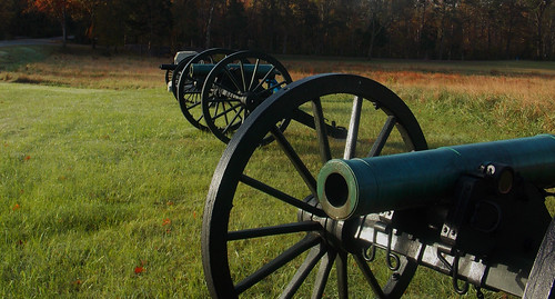 early Yankee battery