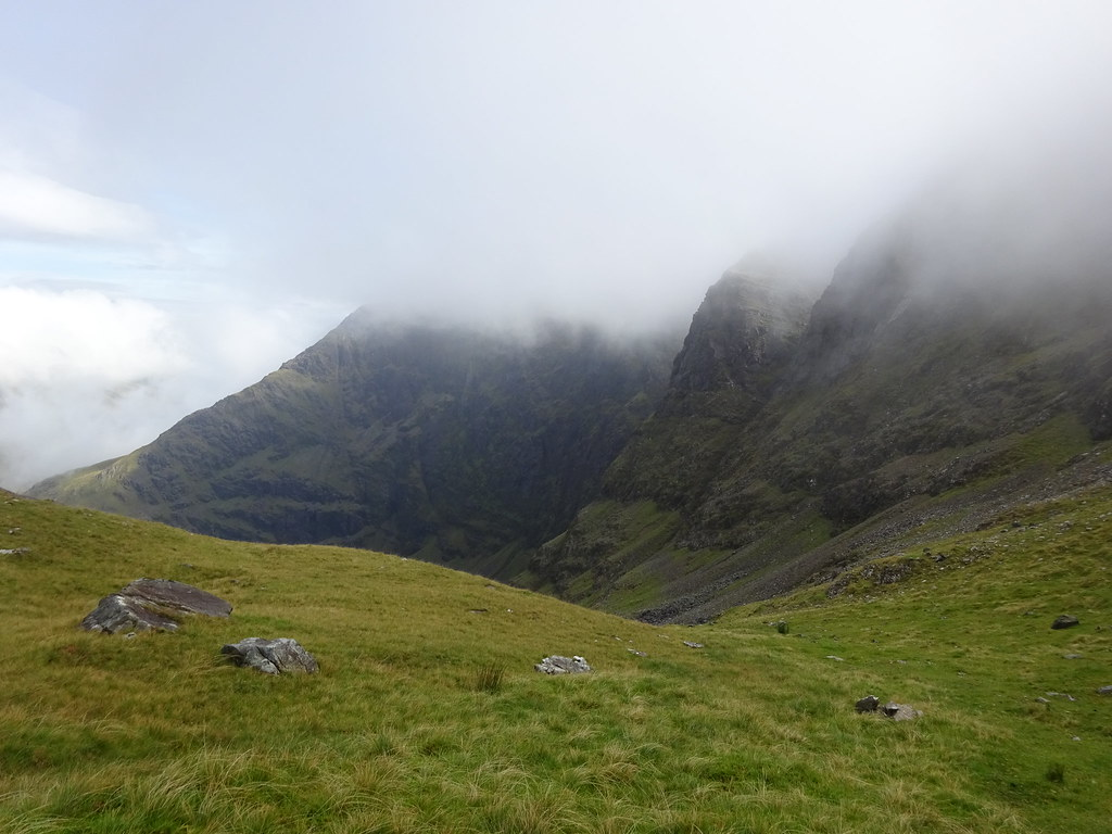 Mweelrea 1 September 2018